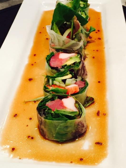 Ahi poke - SushiO-Raleigh - best Sushi in Raleigh