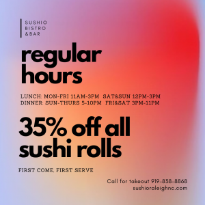 sushio bistro &bar