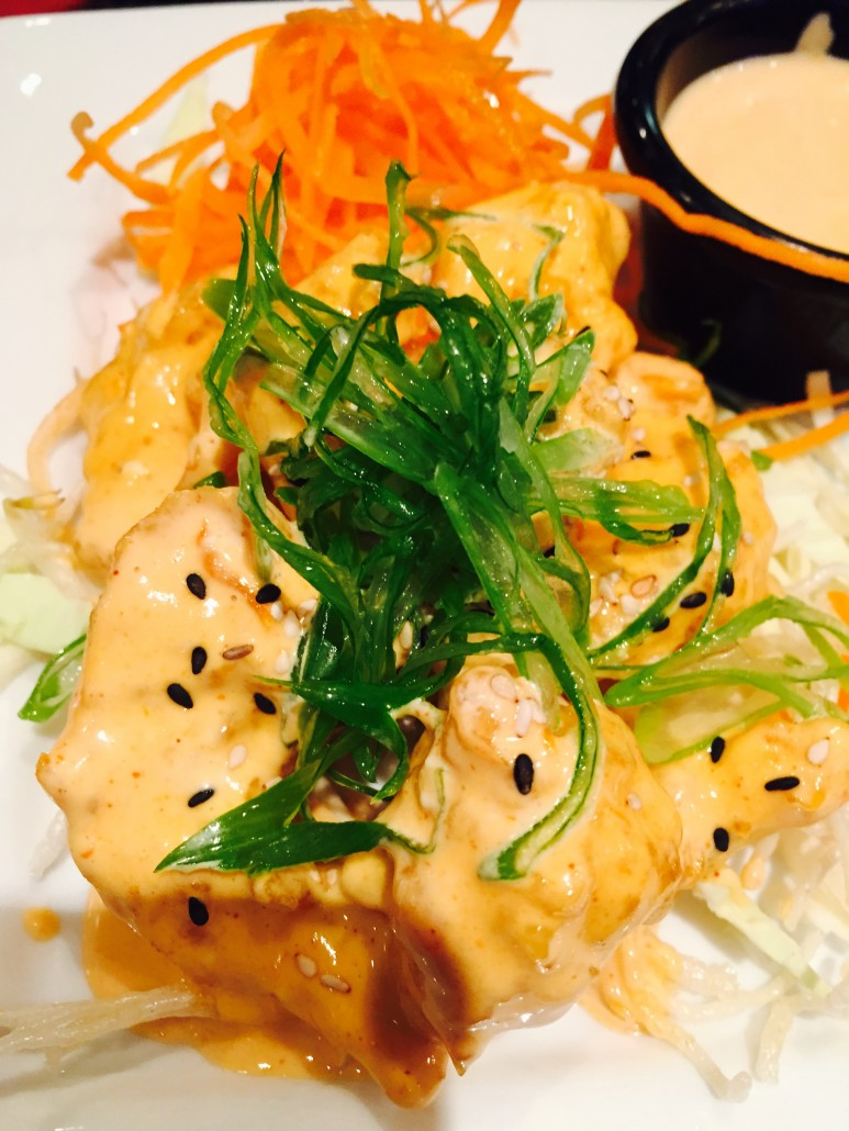 Bang bang Shrimp - - SushiO-Raleigh - best Sushi in Raleigh