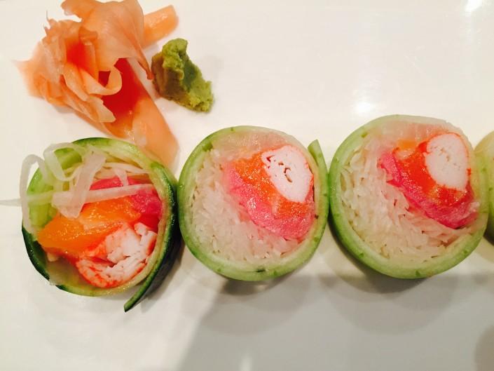Kimono Roll - SushiO-Raleigh - best Sushi in Raleigh