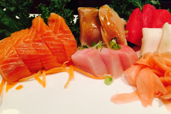 Sashimi Appetizer - SushiO-Raleigh - best Sushi in Raleigh