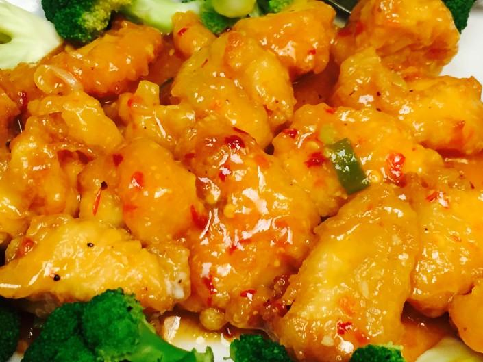 Spicy Chicken - - SushiO-Raleigh - best Sushi in Raleigh